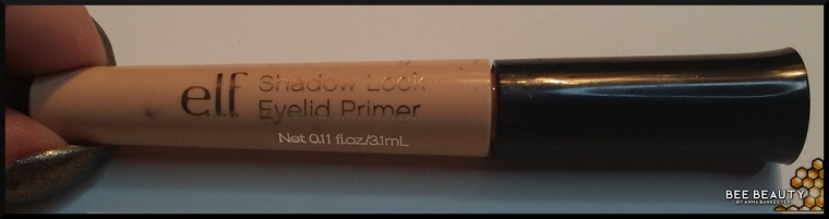 ELF Shadow Lock Eyelid Primer