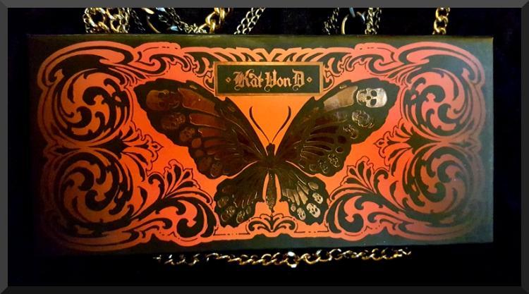 Kat Von D Monarch Palette