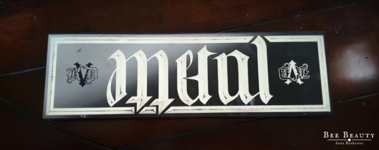 Kat Von D Metal Matte