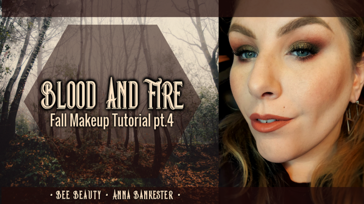 Get the Look | Blood and Fire – Makeup Tutorial – Fall Series Pt.4