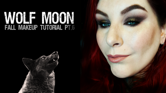 Get the Look | Wolf Moon – Fall Makeup Tutorial pt.6