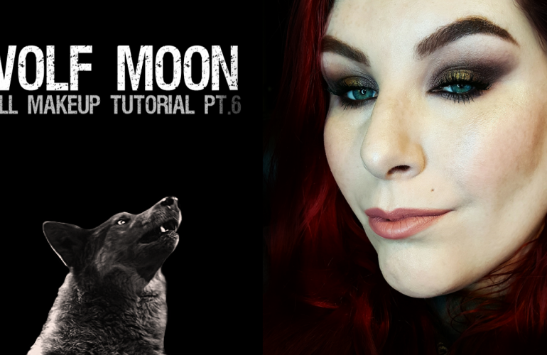 Get the Look | Wolf Moon – Fall Makeup Tutorial pt.6