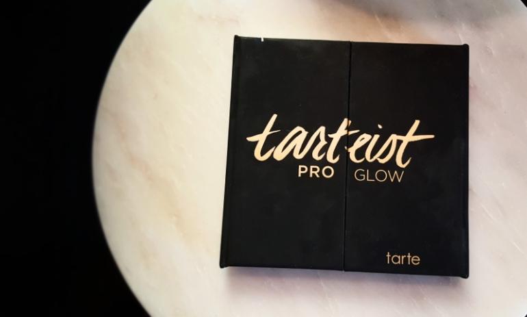 Tarte Tarteist Pro Glow Highlight & Contour Palette