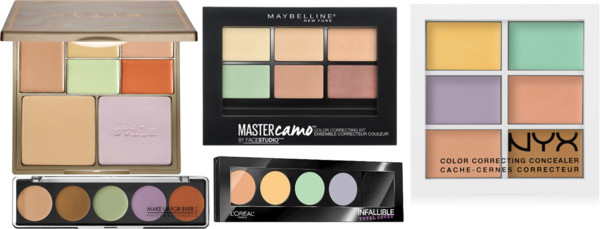 Color Correcting Palettes
