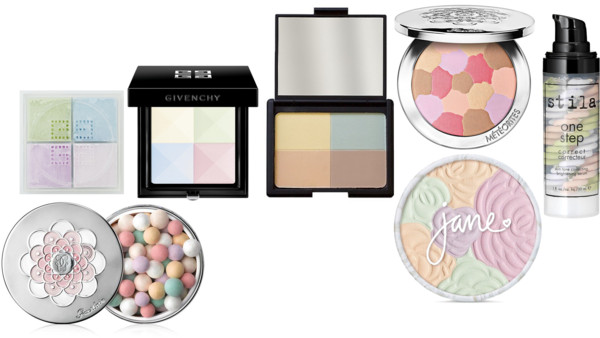 Color Correcting Powders