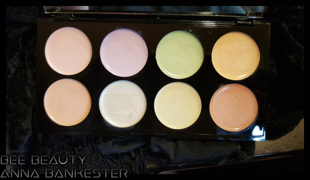 Makeup Revolution Color Correcting Palette