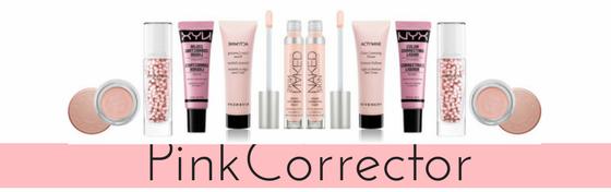 Pink Color Corrector