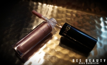 Lancome LE METALLIQUE METALLIC LIP LACQUER in Mirrored Nude