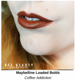 Maybelline Loaded Bolds - Coffee Addiction