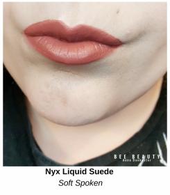 Nyx Liquid Suede - Soft Spoken