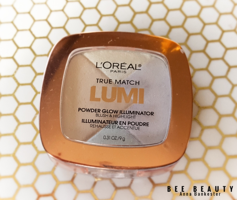 Loreal True Match Lumi Powder Glow Illuminator Blush and Highlighter