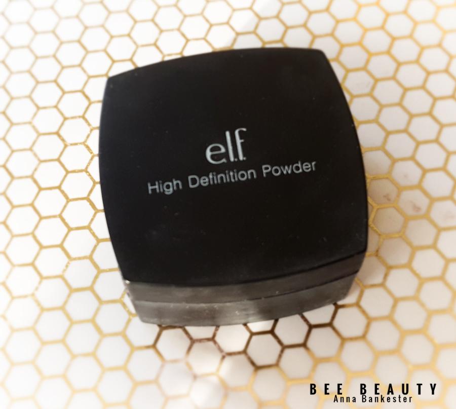 e.l.f. High Definition Powder in Shimmer.