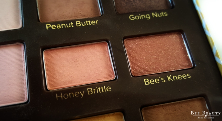 Too Faced Peanut Butter and Honey.
