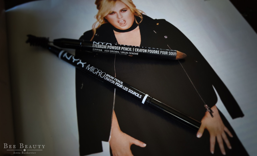 Nyx Micro Brow Pencil + Nyx Eyebrow Powder Pencil