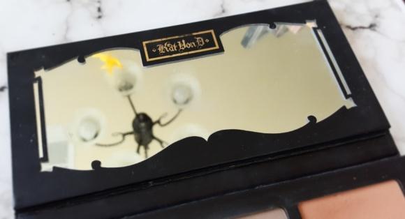 Kat Von D Beauty Shade + Light Eye Contour Palette Review, Swatches & Looks