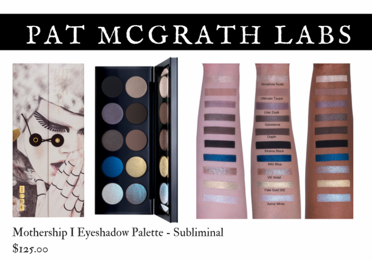 Pat Mcgrath Labs Mothership I Eyeshadow Palette