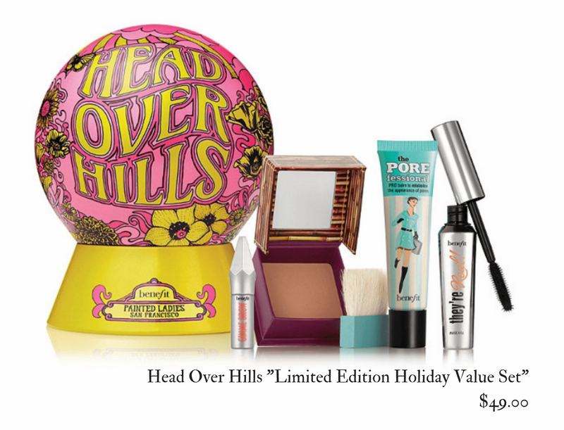 Benefit Holiday 2017