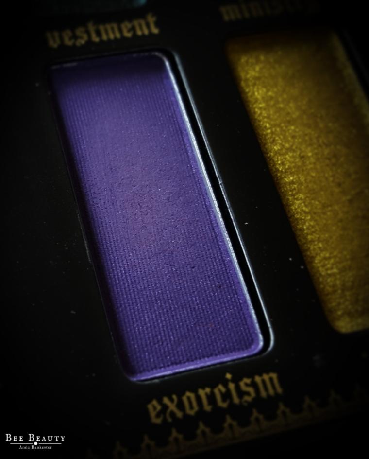 Kat Von D Saints & Sinners Palette - Exorcism