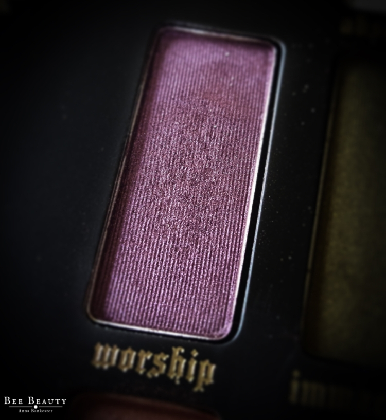 Kat Von D Saints & Sinners Palette - Worship
