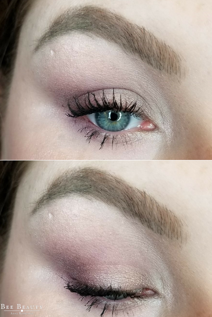 Review | Looks | Swatches - Mary Kay Purple Smoke Palette + Oil-Free Eye Makeup Remover