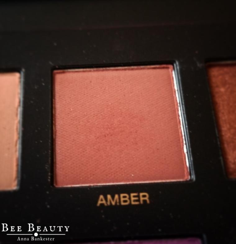 Huda Beauty Desert Dusk Palette - Amber