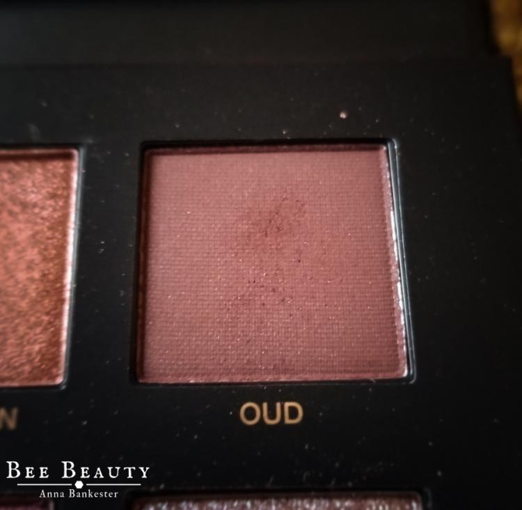 Huda Beauty Desert Dusk Palette - Oud