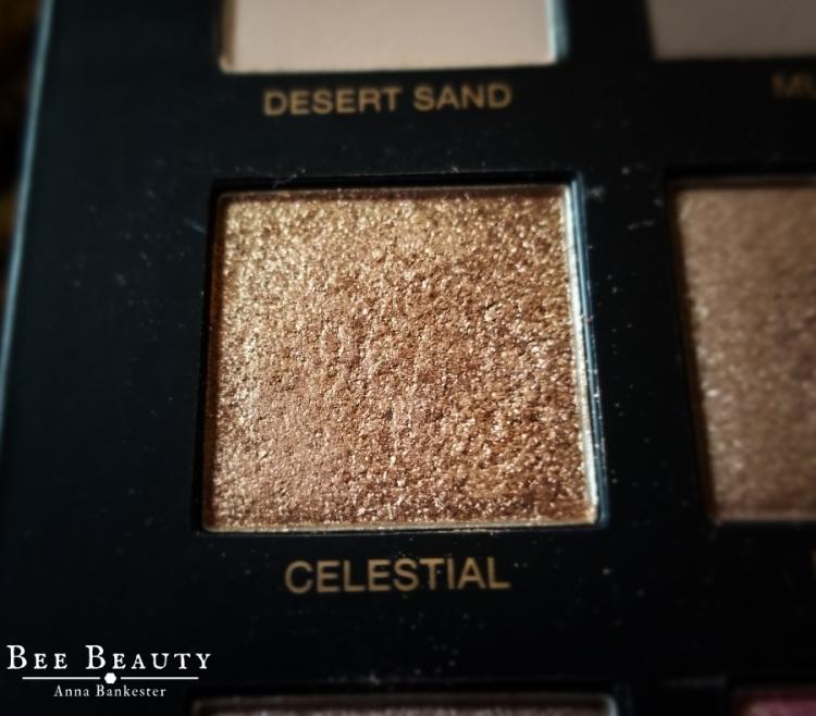 Huda Beauty Desert Dusk Palette - Celestial