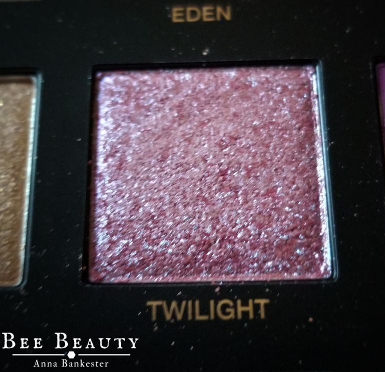 Huda Beauty Desert Dusk Palette - Twilight