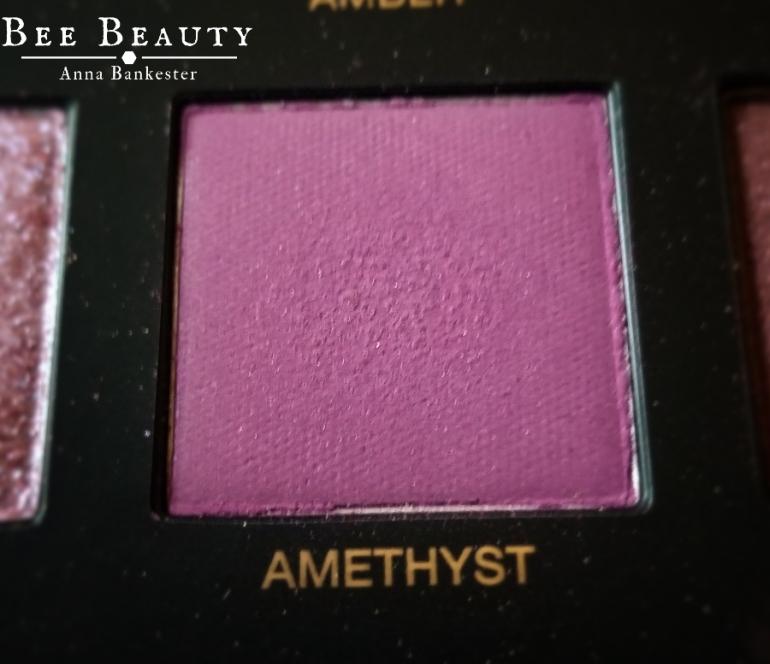 Huda Beauty Desert Dusk Palette - Amethyst