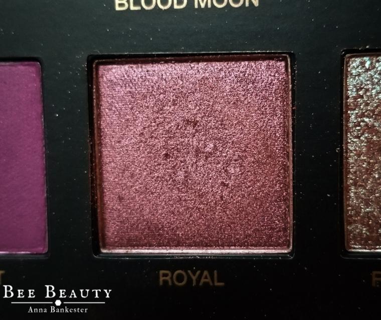 Huda Beauty Desert Dusk Palette - Royal