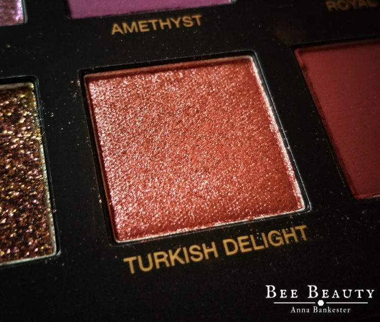 Huda Beauty Desert Dusk Palette - Turkish Delight