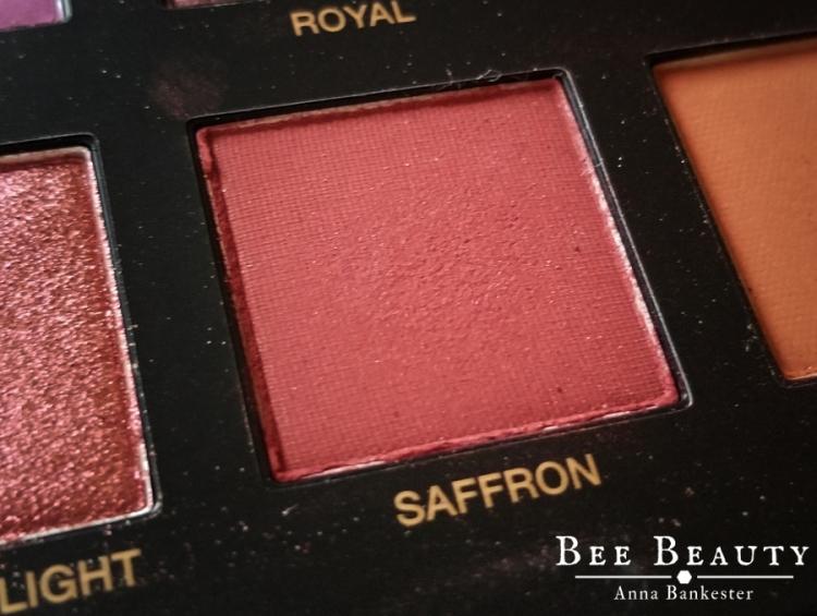 Huda Beauty Desert Dusk Palette - Saffron
