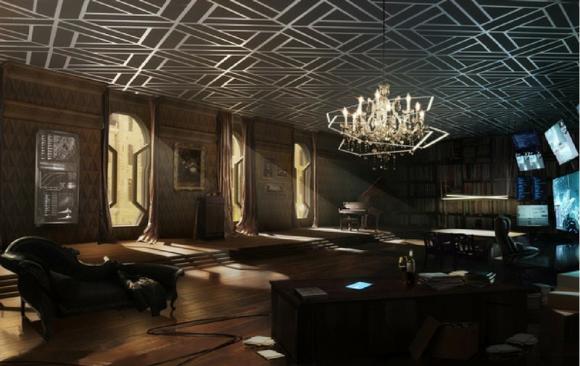 Deus Ex Home Inspiration (1)