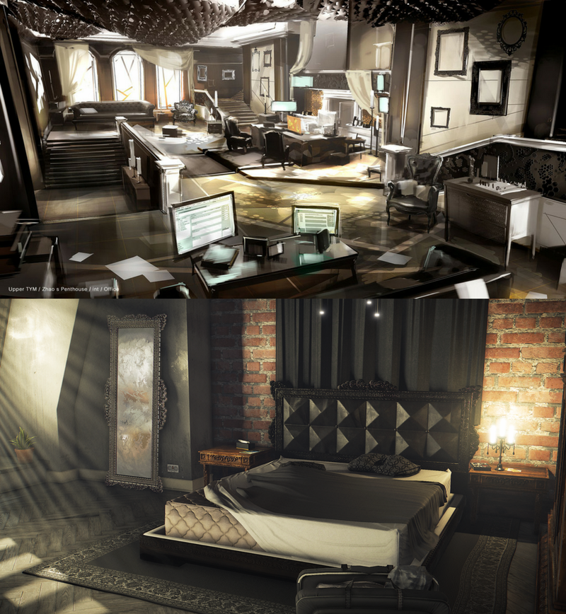 Deus Ex Home Inspiration (3)