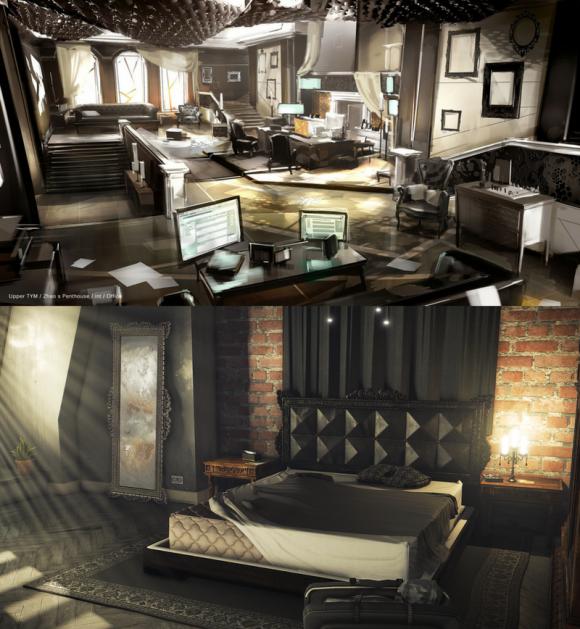Deus Ex Home Inspiration (3)