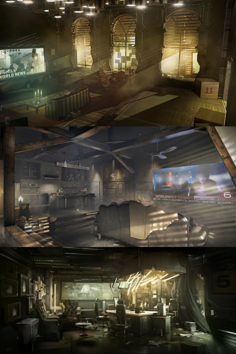 Deus Ex Home Inspiration (5)