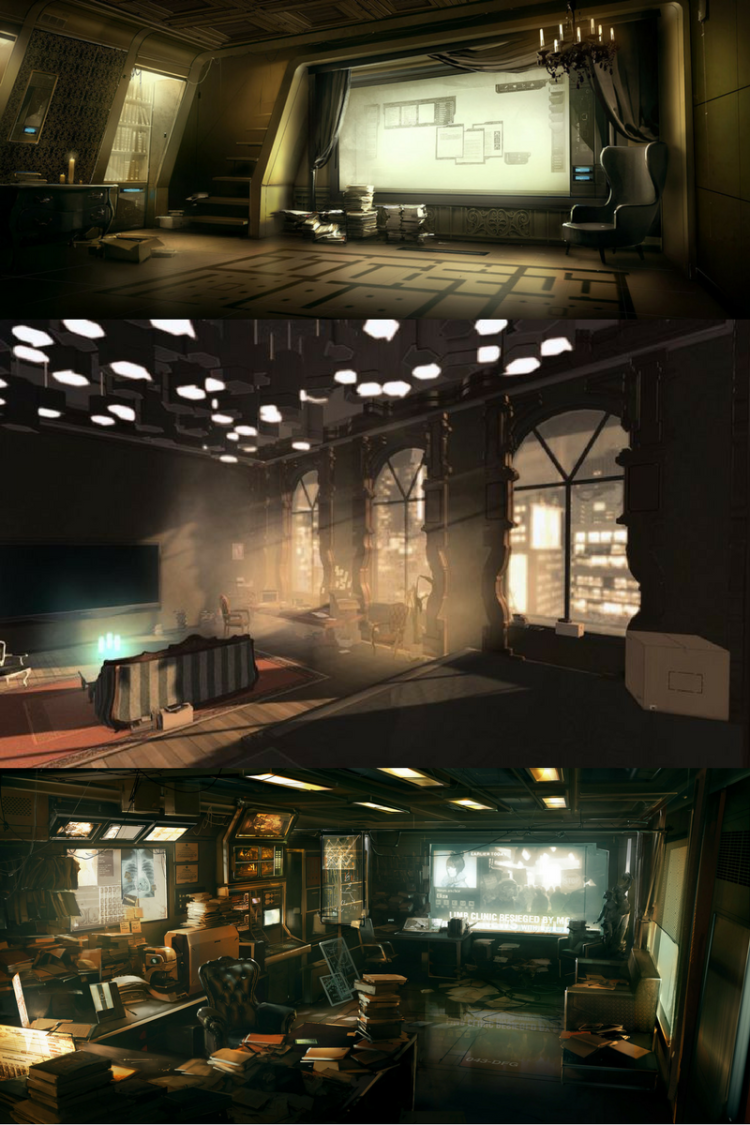 Deus Ex Home Inspiration (7)