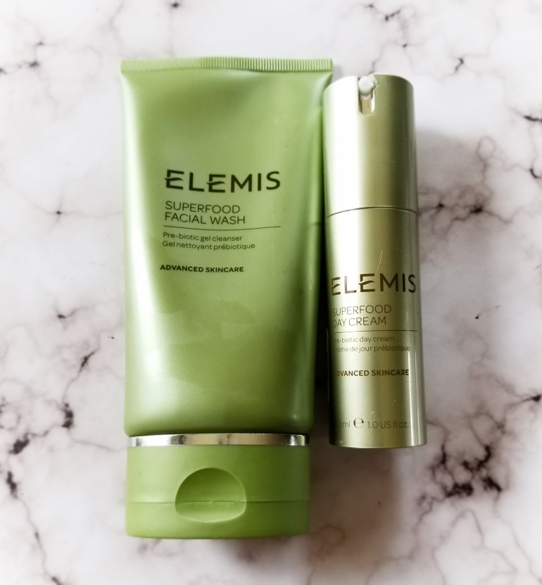 Skincare Review | Elemis Superfood Facial Wash + Elemis Superfood Day