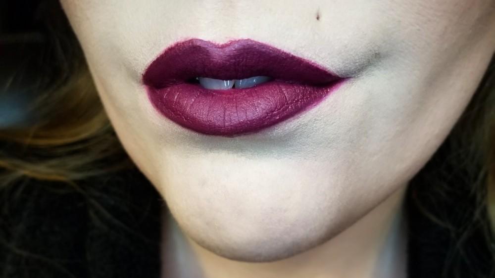 Colourpop Ultra Satin Lipstick in Misbehaving