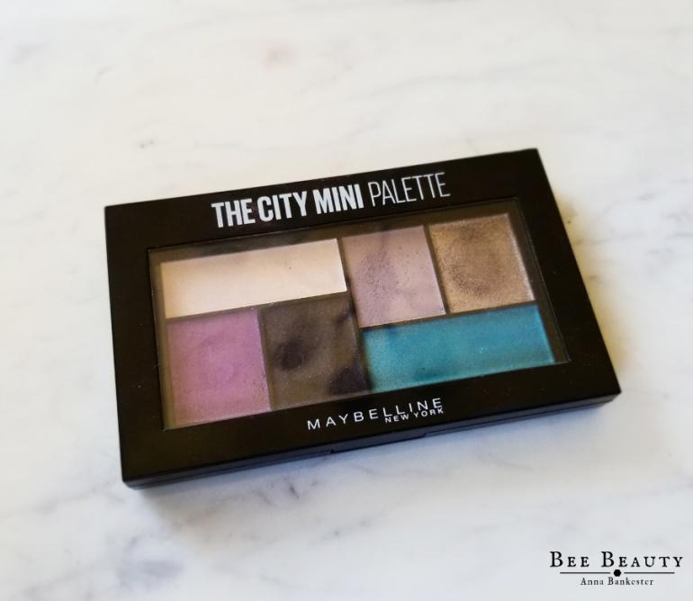 Maybelline City Mini Palette in Graffiti Pop