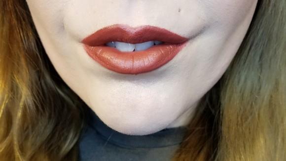 Colourpop Ultra Satin Liquid Lipstick - Catching Feels