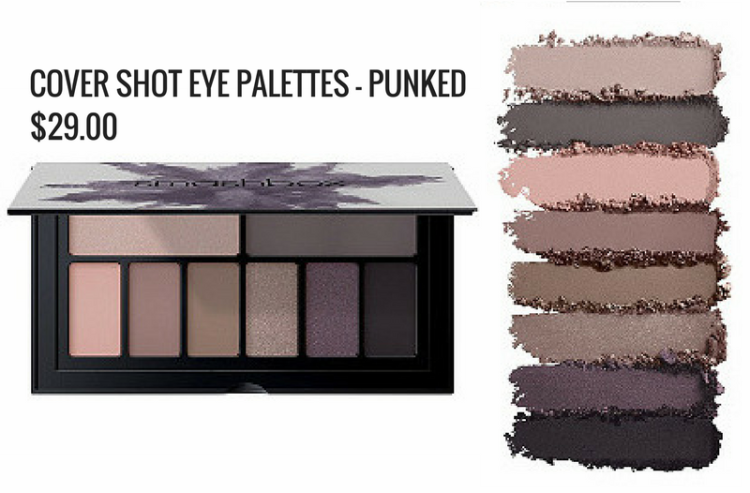 Smashbox Cover Shot Eye Palette in Punked