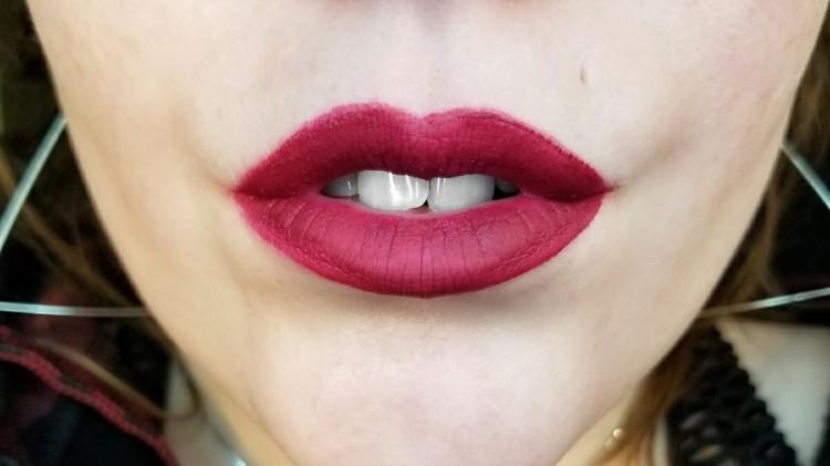 Stila Stay All Day Liquid Lipstick in Bacca