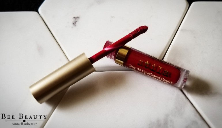 Stila Stay All Day Liquid Lipstick in Fiery