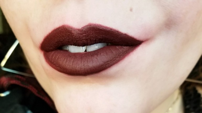 Stila Stay All Day Liquid Lipstick in Ricco