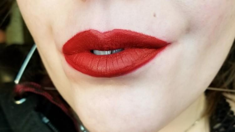 Stila Stay All Day Liquid Lipstick in Fiery