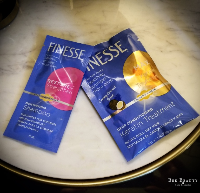 Review |  Finesse MAX Deep Conditioning Keratin Treatment