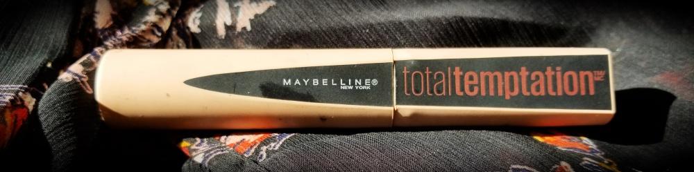 Maybelline Total Temptation Mascara