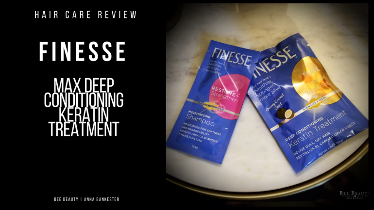 Review Finesse MAX Deep Conditioning Keratin Treatment (2)