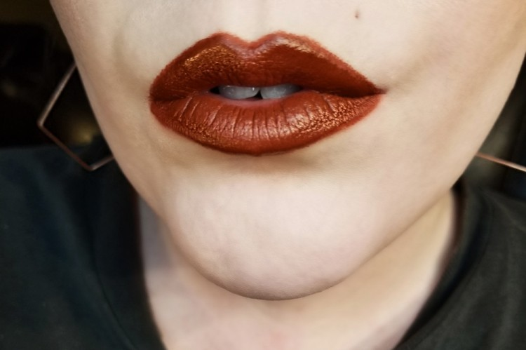 Wet N WIld Silk Finish Lipstick in Mink Brown